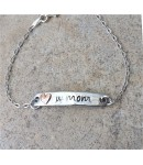 Mom personalized bracelet
